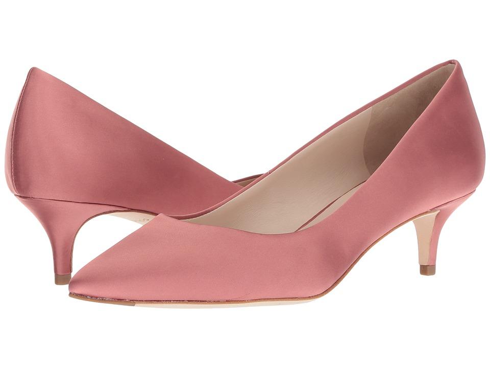 Cole Haan G.OS Vesta Pump 45mm (Mauveglow Satin) Women's Shoes