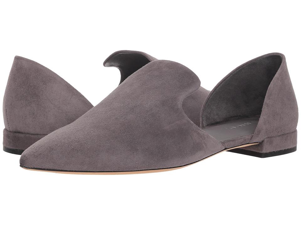 Vince Damris (Granite Premium Kid Suede) Women's Shoes