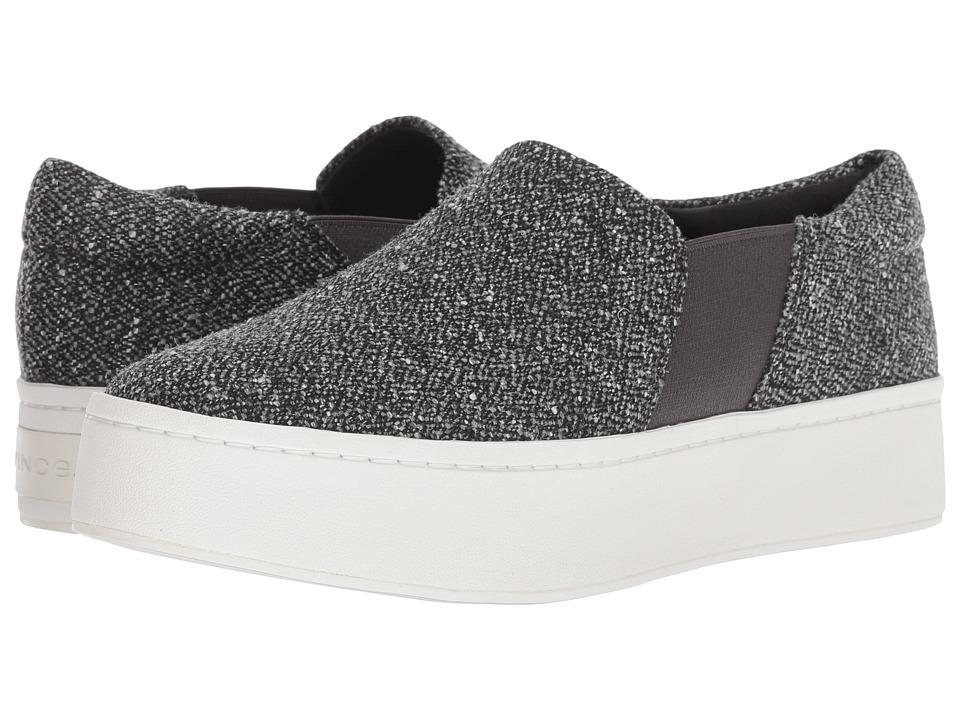 Vince Warren (Grey Tweed Fabric) Women's Shoes