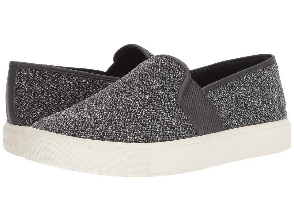 Vince Blair 5 (Grey Tweed Fabric) Slip-On Shoes