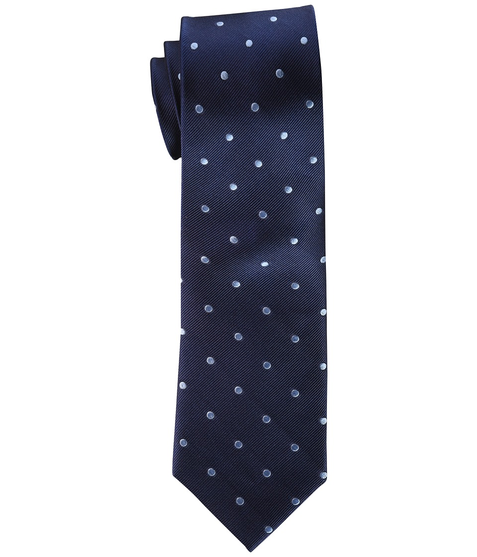 Tommy Hilfiger - Dot (Dark Navy) Ties