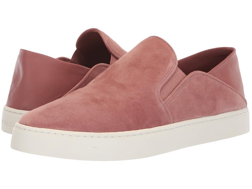 Vince Garvey (Antique Rose Premium Kid Suede) Women's Shoes