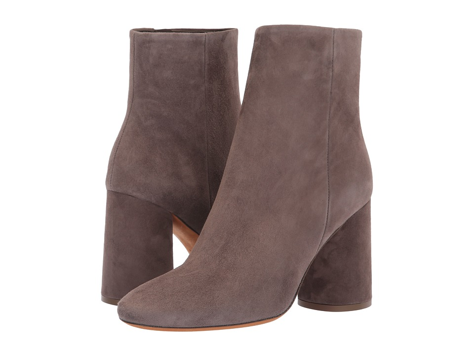 Vince Ridley 2 (Grey Premium Kid Suede) Women's Shoes