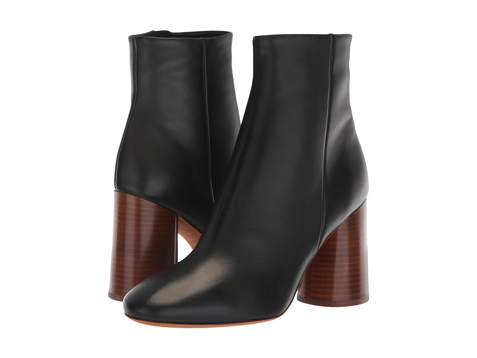 Vince Ridley (Black San Remo Leather) Women's Shoes