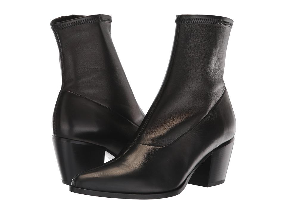 Vince Hayek (Black Stretch Nappa Leather) Women's Shoes