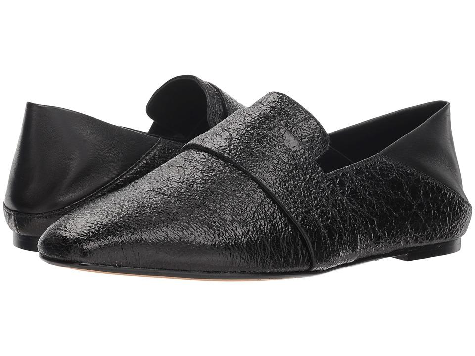 Vince Harris (Black Crinkle Patent Leather) Women's Shoes