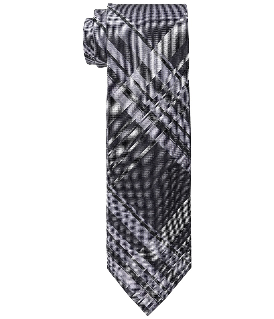 Calvin Klein - University Plaid (Lilac) Ties