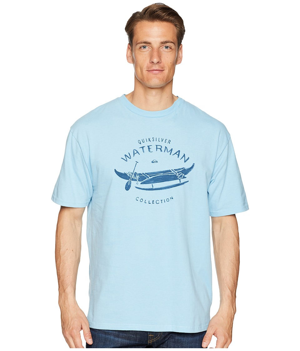Quiksilver Waterman - Bali T-Shirt (Clean Air) Mens T Shirt