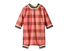 Burberry Kids Burberry Kids Michael Long Sleeve ACHMG Overalls (Infant)