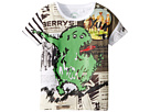 Burberry Kids Burberry Kids Green Monster ACABW Top (Infant/Toddler)