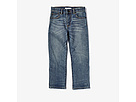 Burberry Kids Burberry Kids Relaxed Jeans ACFVE in Mid Indigo (Little Kids/Big Kids)