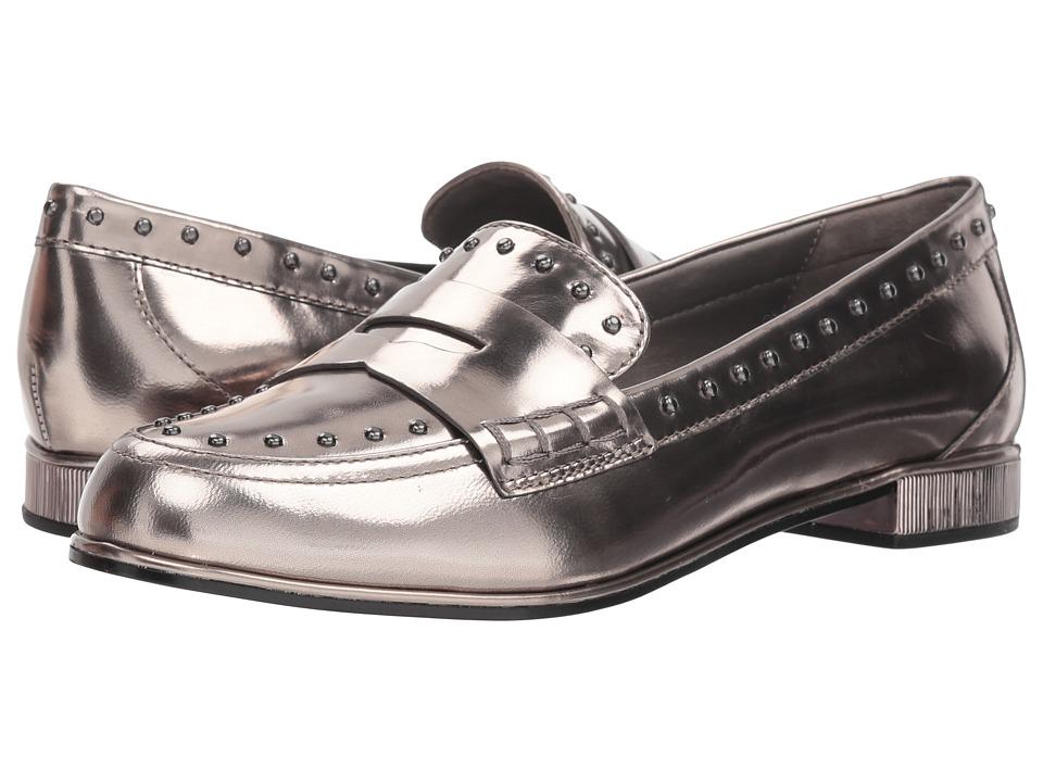 Donna Karan York (Dark Pewter Specchio) Women's Shoes