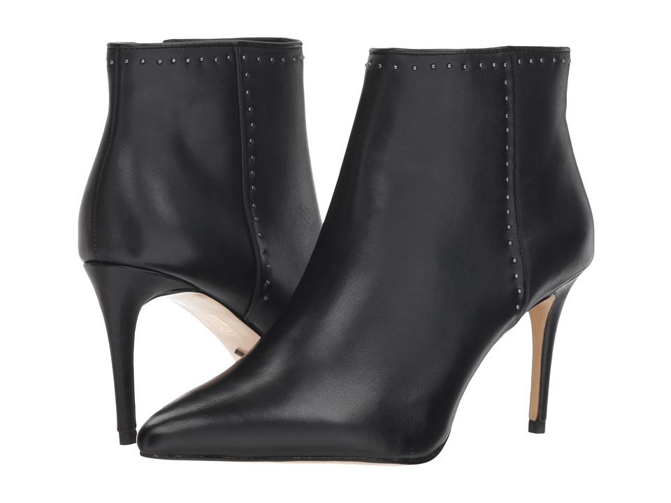 Donna Karan Lizzy (Black Baby Calf/Nappa) High Heels