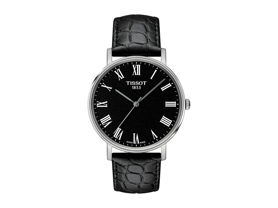 Tissot Everytime Medium - T1094101605300 (Black/Black) Wa...