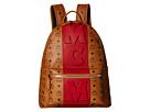 MCM Medium Stripe Stark Backpack