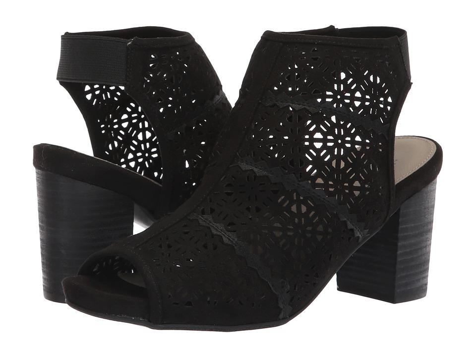 Yellow Box Iddah (Black) High Heels