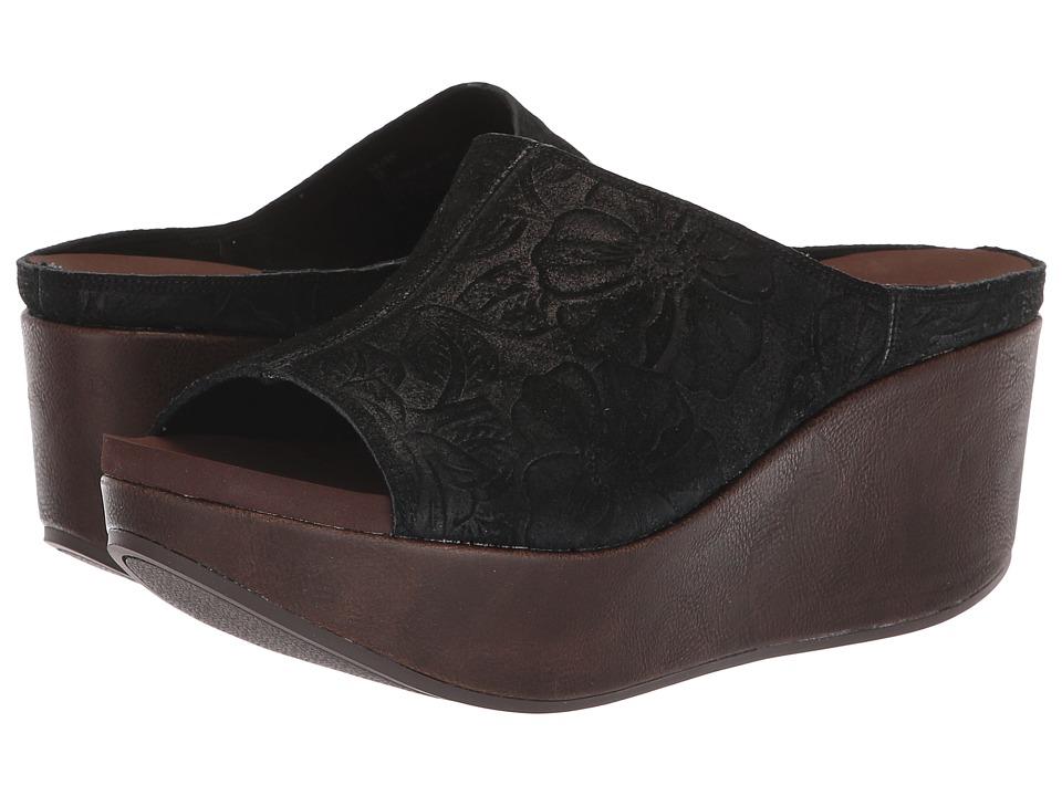 Yellow Box Najah (Black) Sandals