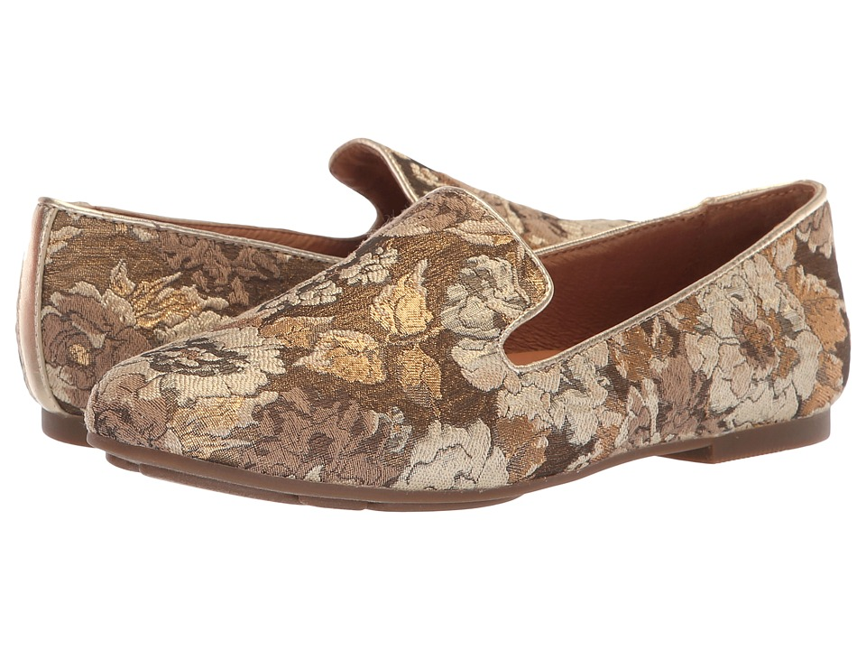 Gentle Souls by Kenneth Cole Eugene (Gold Multi) Women's Shoes