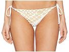 Luli Fama La Cabana Seamless Ruched Back Brazilian Tie Side Bottom