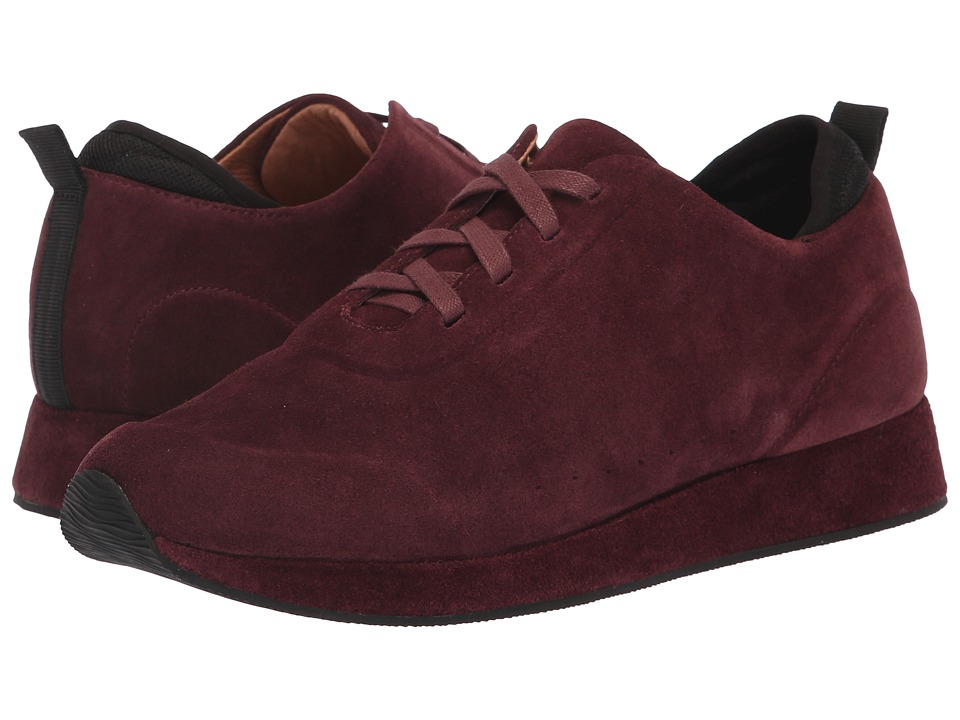 Sudini Mabel (Burgundy Kid Suede)