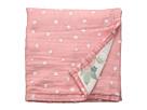 Bebe au Lait Bebe au Lait Oh So Soft Luxury Muslin Snuggle Blanket