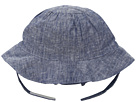 Janie and Jack Chambray Sun Hat (Infant/Toddler)