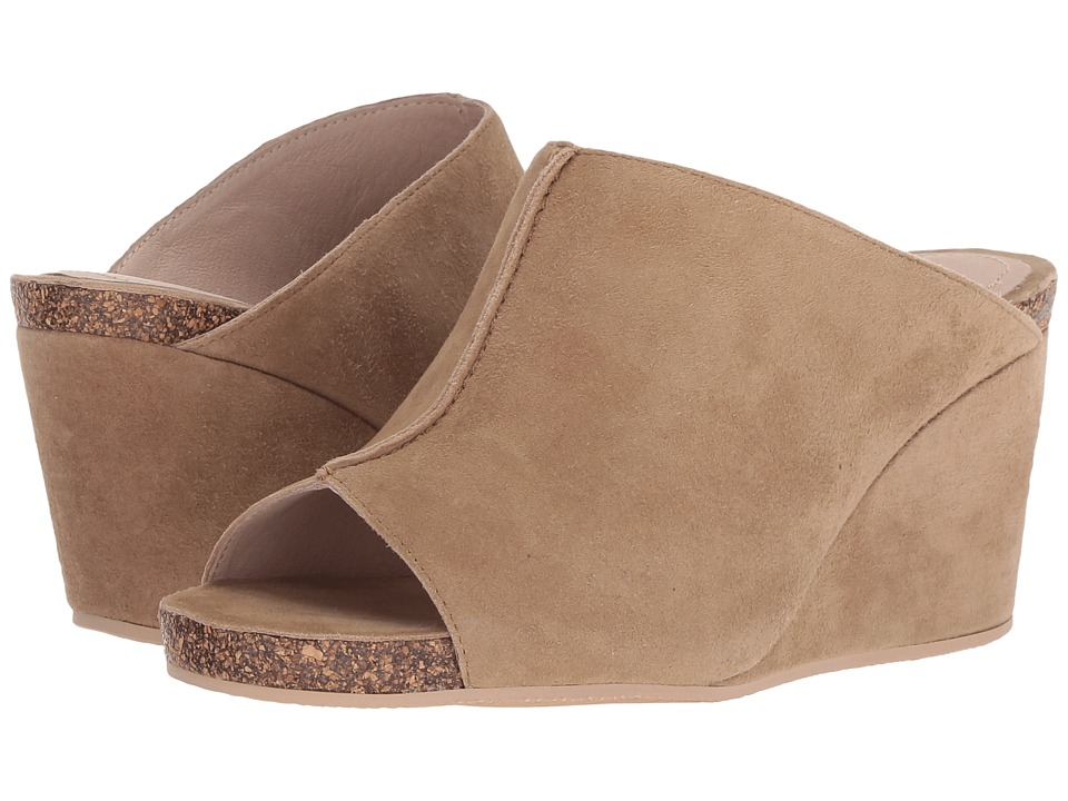 Sudini Bailey (Navigate Kid Suede) Wedges