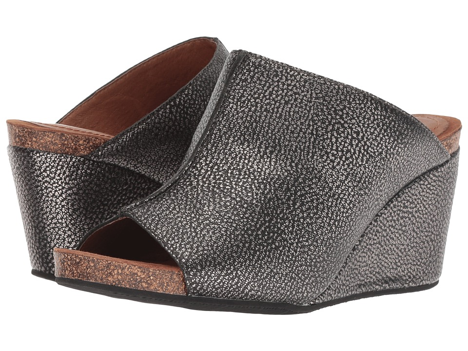 Sudini Bailey (Pewter Metallic) Wedges