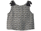 Janie and Jack Sleeveless Boucle Top (Toddler/Little Kids/Big Kids)