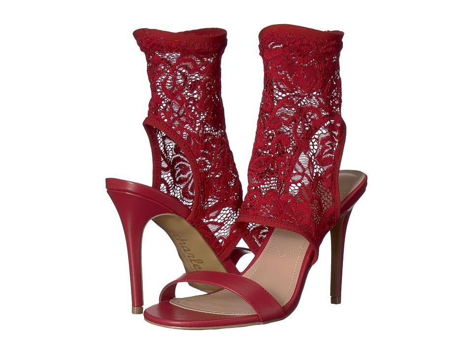 Charles by Charles David Remote Heel (Red) Women