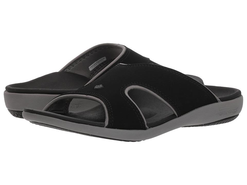 Spenco Kholo Plus (Onyx Pattern) Women's Shoes