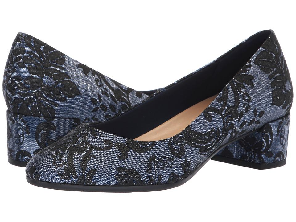 Easy Spirit Ailene 2 (Denim Lux) Women's Shoes
