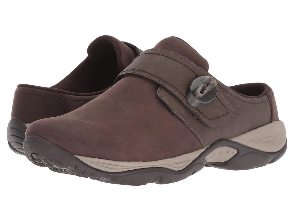 Easy Spirit Equip (Chocolate Torte/Dark Brown9) Women's Shoes