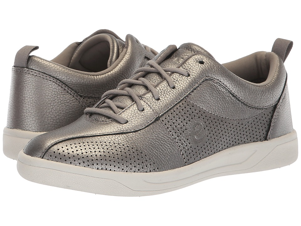 Easy Spirit Freney 8 (Pewter/Pewter) Women's Shoes