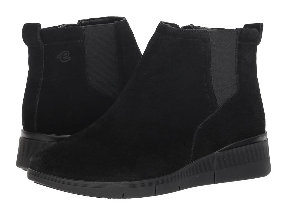 Easy Spirit Papaya (Black/Black/Black) Women's Shoes