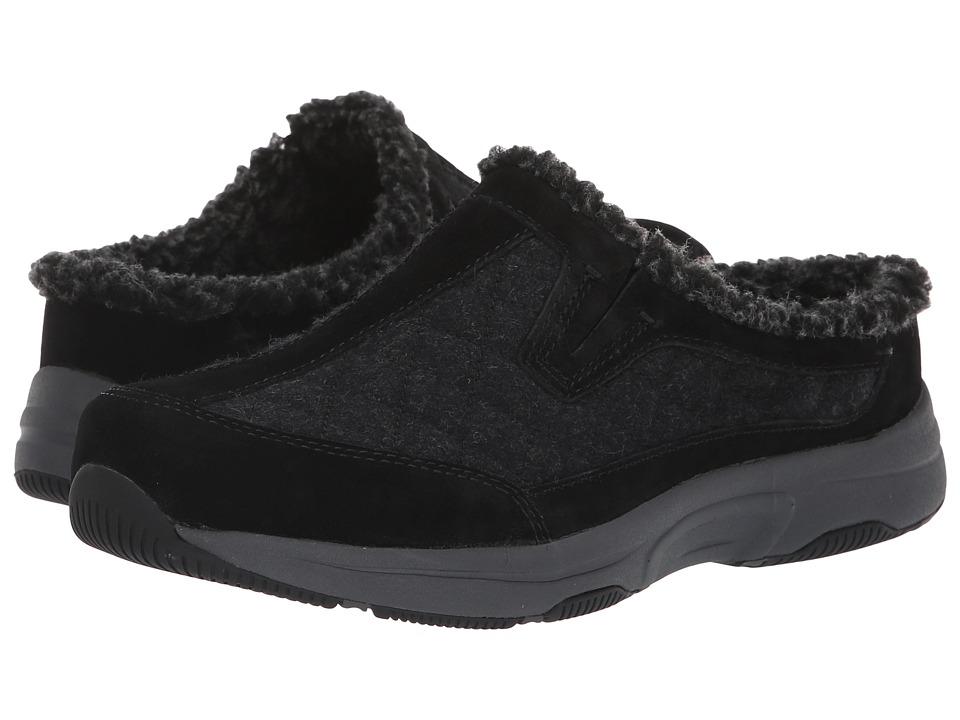 Easy Spirit Oren (Black/Dark Grey S002/Negro1000/Black) Women's Shoes