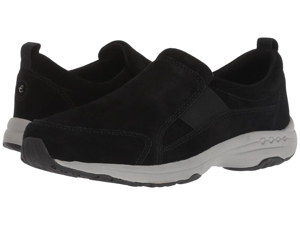 Easy Spirit Trippe (Black/Black) Women's Shoes