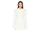 See by Chloe Fold-Over Neck Sweater