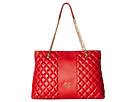 LOVE Moschino LOVE Moschino Quilted Tote Chain Strap