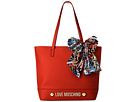 LOVE Moschino Tote with Scarf