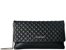 LOVE Moschino Quilted Crossbody Thin Chain Strap
