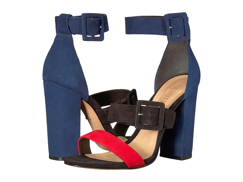 Schutz Sarah (Black) Women's Shoes