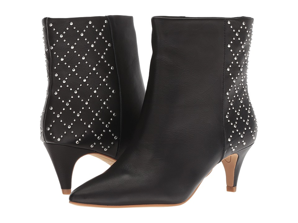 Dolce Vita Dot (Black Leather)