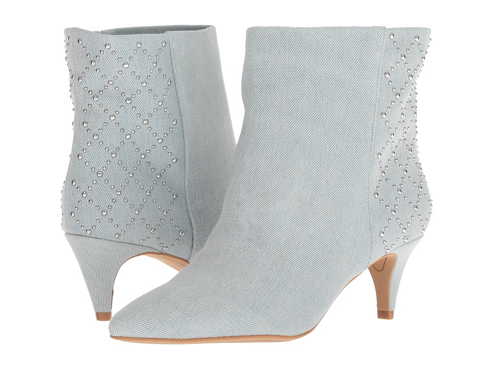 Dolce Vita Dot (Light Blue Denim)