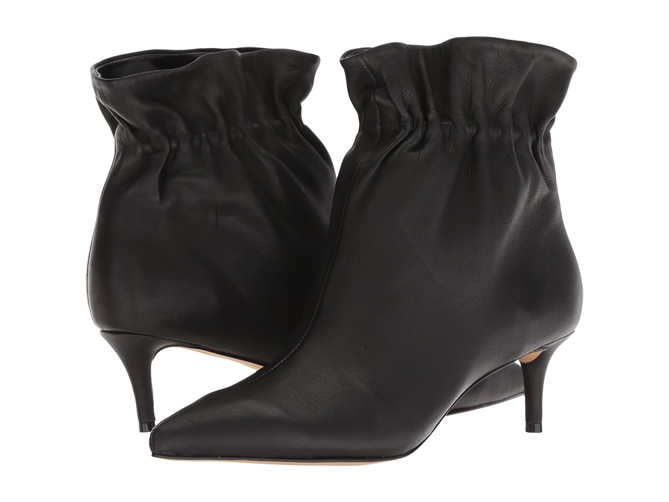 Dolce Vita Rain (Black Leather)