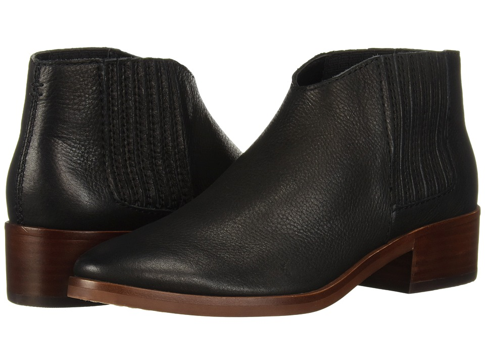 Dolce Vita Towne (Black Leather)