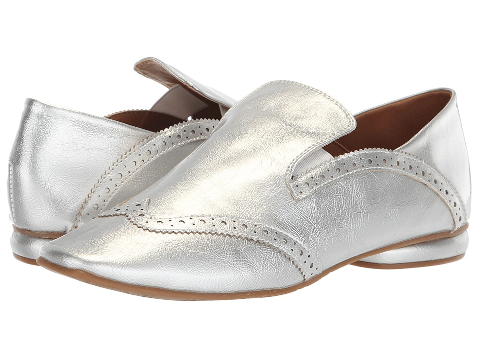 Sbicca Pennyworth (Silver) Slip-On Shoes