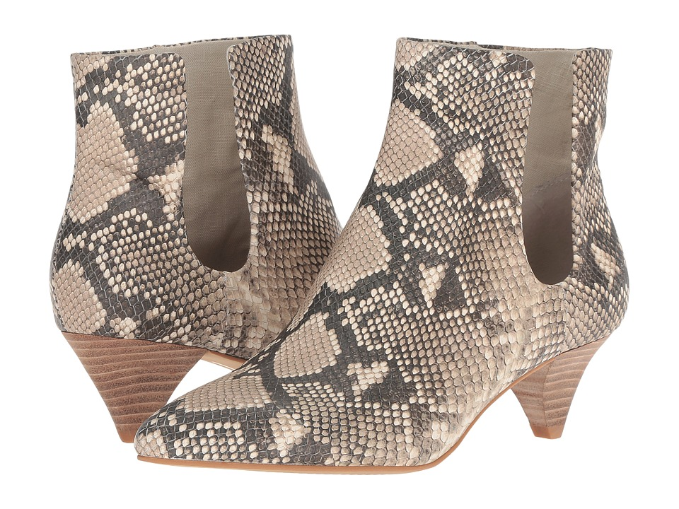 Dolce Vita Yates (Snake Print Embossed Leather)