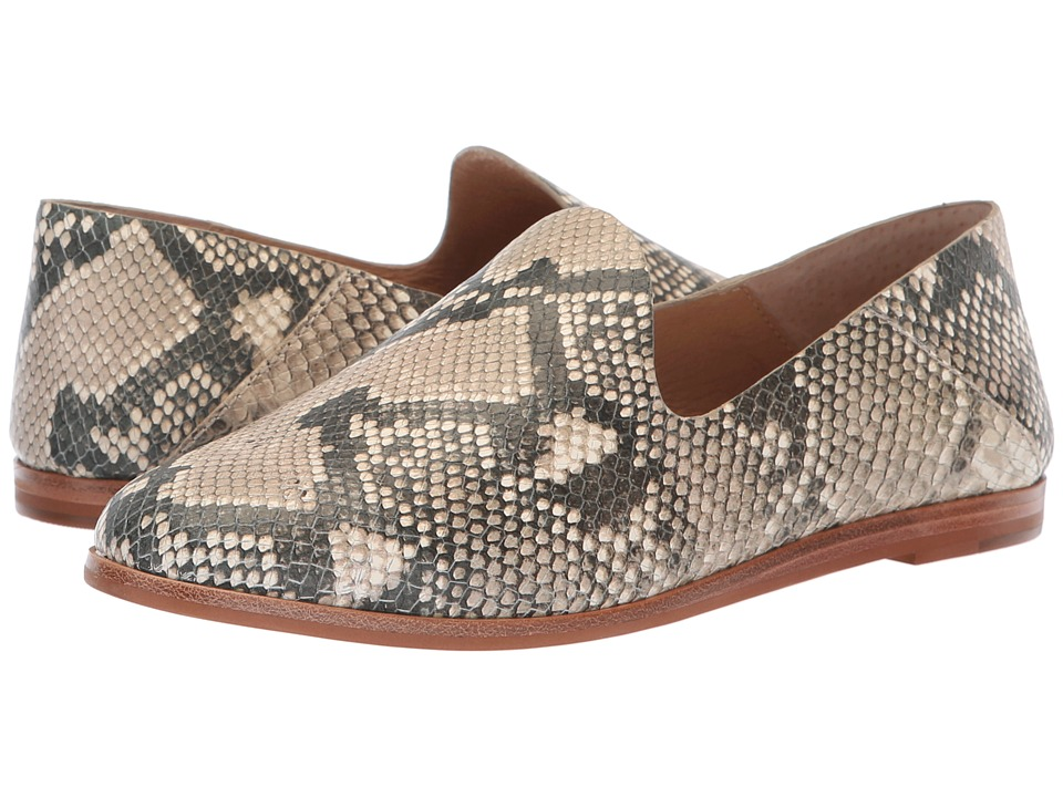Dolce Vita Azur (Snake Print Embossed Leather)