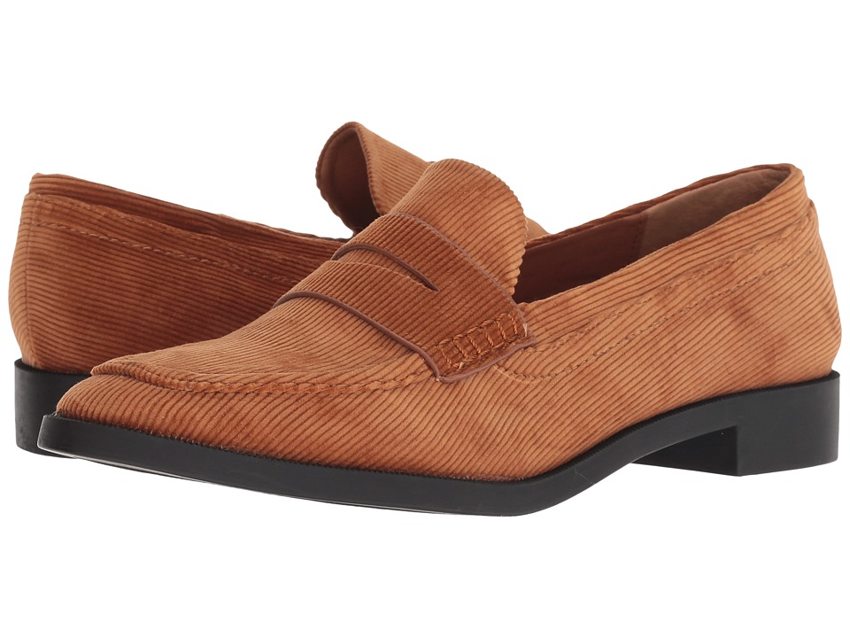 Sbicca Jennifer (Tan) Slip-On Shoes